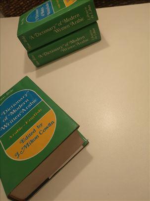 Hans Wehr rečnik modernog pisanog arapskog jezika