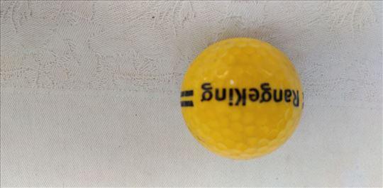 Loptica za golf, očuvana