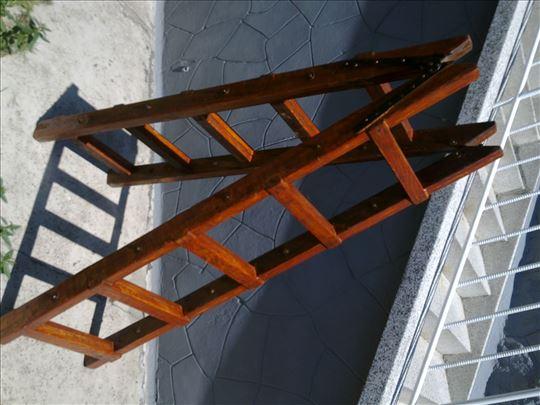 Merdevine drvene obostrane 160cm