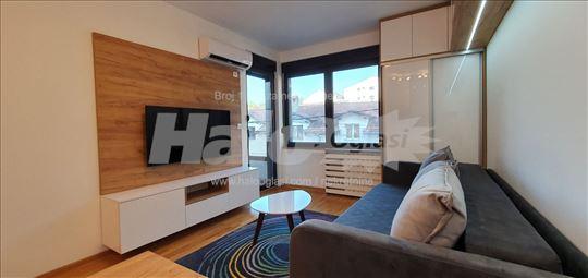 New for Rent! Nov,Potpuno namešten,Garaža, KRFSKA
