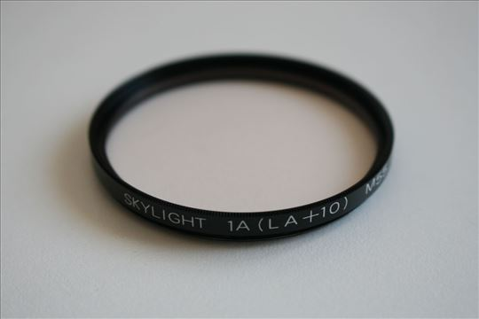 Skylight 55mm filter 1A (LA+10)