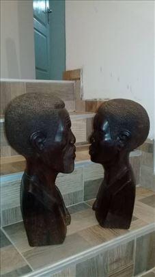 Unikatne Africke skulpture od kvalitetnog drveta