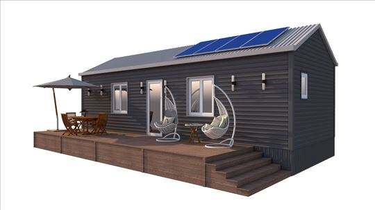 Mobilna kuća Dream Home 50