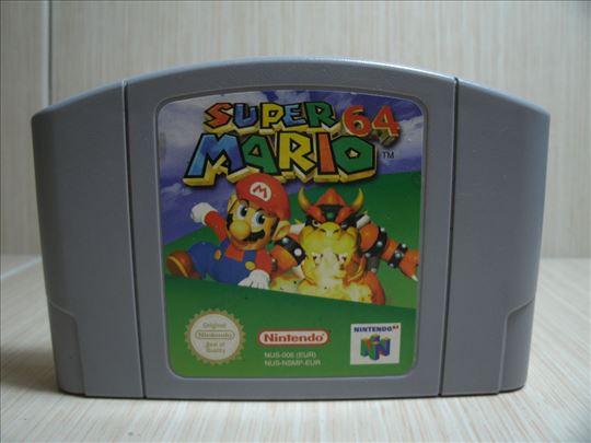 Nintendo 64 Super Mario!