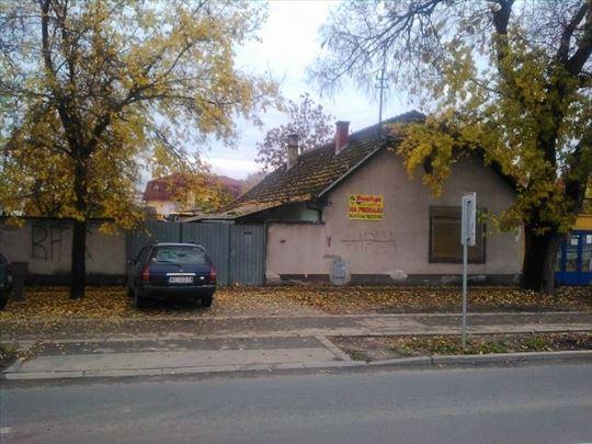 Novi Sad Kuća  128m Partizanska ulica