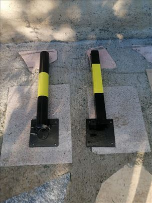 Parking stubici-barijere