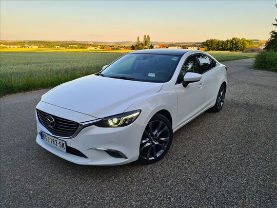 Mazda 6 Skyactiv-D - Revolution Top 175 KS