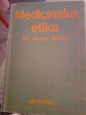 Medicinska etika dr Jovan Maric