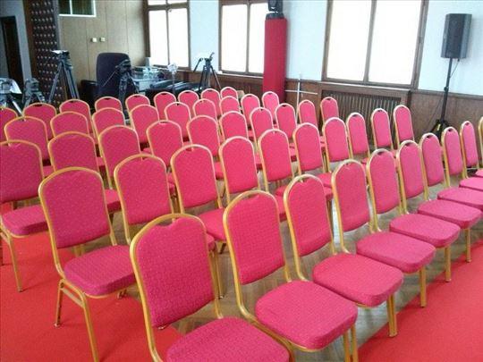 Prodaja banket stolica