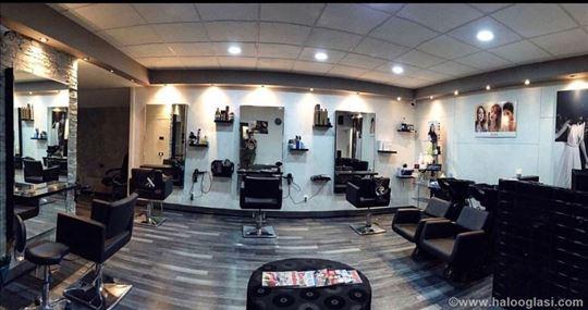Ustupam posao frizerskog salona