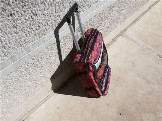 Kofer torba spajdermen