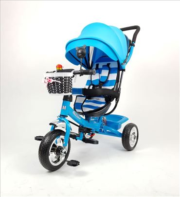 Nov tricikli model A-006 plavi