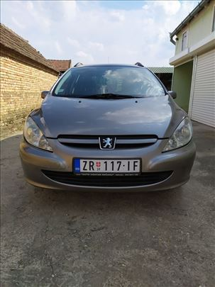 Peugeot 307 1.9 HDI