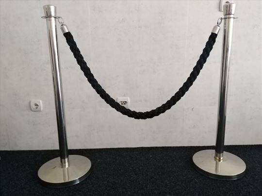 Prodaja barijera stubova sa kanapom
