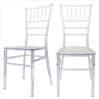 Prodaja providnih stolica