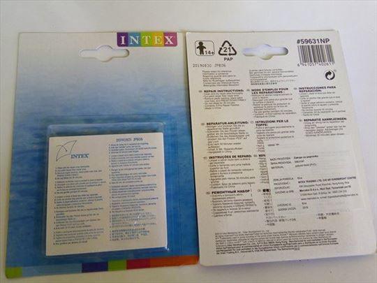 Intex samolepljivi set za popravku bazena,dušeka i