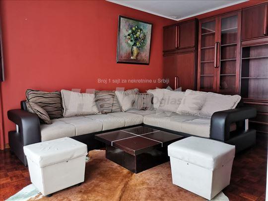 Namešten 2.5-soban stan na Novom Beogradu 62m2