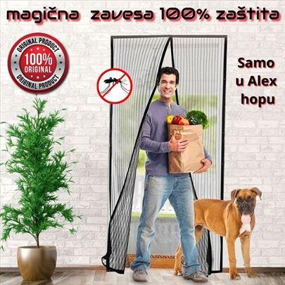 Magična magnetna mreža protiv komaraca-komarnik