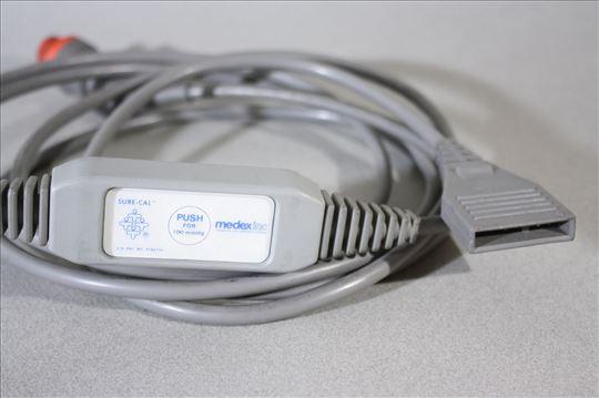 Medex Sure-Cal MX900 i MX900 kablovi