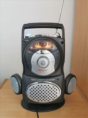 Radio - kasetofon, Domotec - Germany