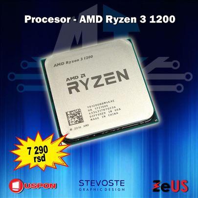 AMD Ryzen 3 1200 NOVO