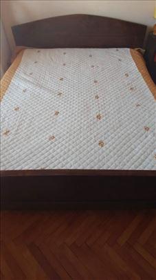 Bračni krevet - ručni rad