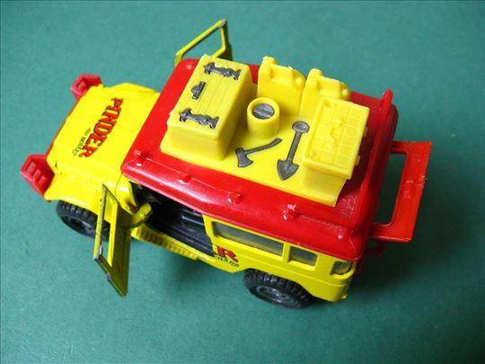 Majorette 1/36 Toyota Land Cruiser 1960 - 1984