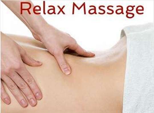 Relaks i senzualne masaže
