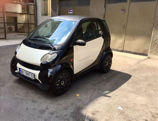 Smart ForTwo 800 D