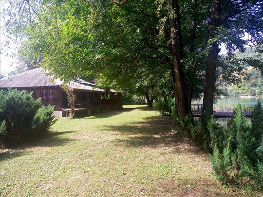 Zvorničko jezero - Kuća na ostrvu - Izdavanje
