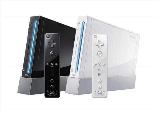 Iznajmljivanje Nintendo wii konzola Beograd