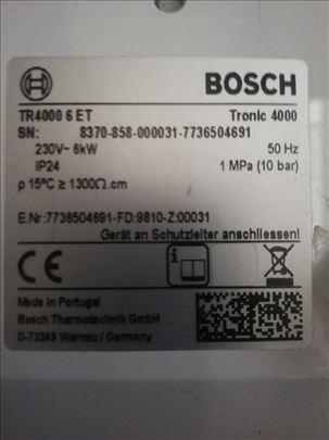 Protocni bojler bosch+baterija