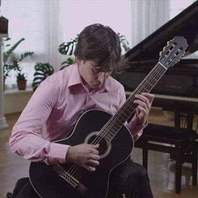 Gitara časovi. Master profesor