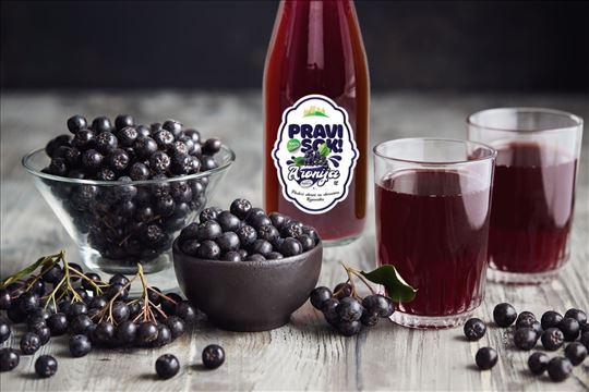 Matični sok ARONIJE - Prirodno jačanje imuniteta
