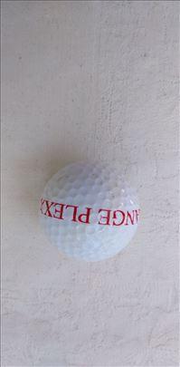Loptica  za golf Range Plexx,ocuvana