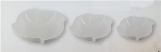 Cinije set 3/1 BR-583 15cm, 18cm, 23cm NOVO