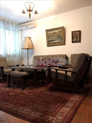 Novi Beograd, Blok 37a, namešten stan 73m2