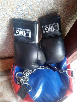 Prodajem dzaka za boks sa rukavicama