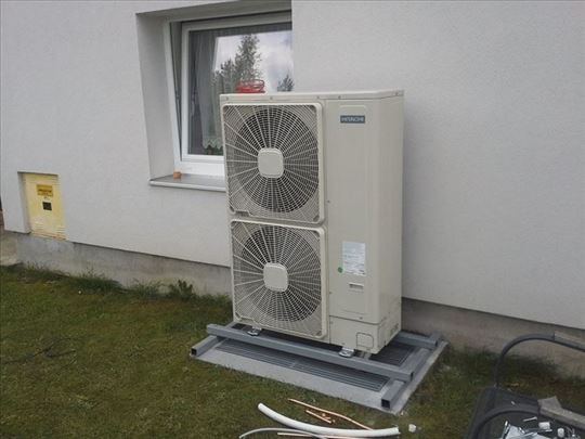 Servis, montaža, demontaža, popravka klima uređaja