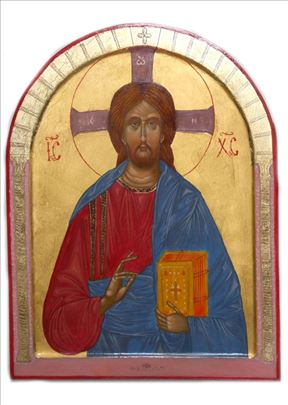 Gospod Isus Hristos, ikona, 40x30 cm