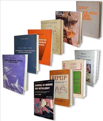 Tehničke i naučne knjige - odlične cene!