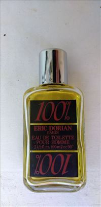 Toaletna voda Eric Dorian 100%, 100 ml.