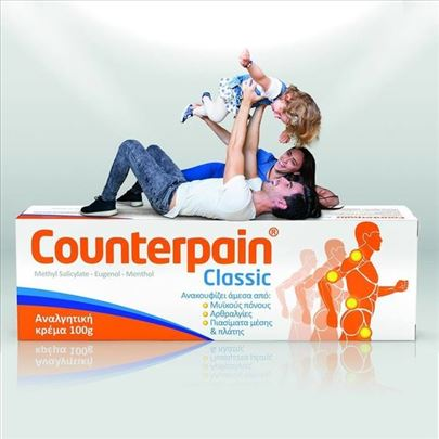 Counterpain Classic krema