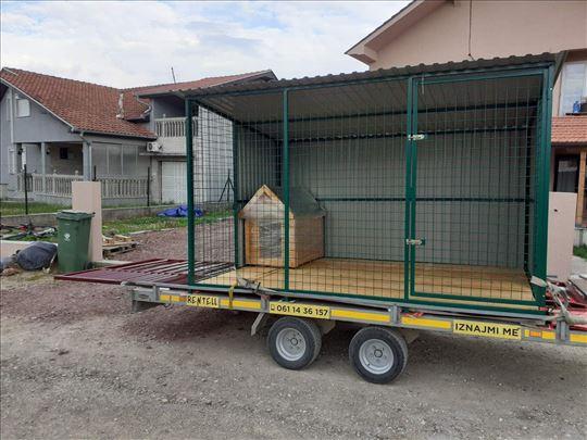 Boksevi za pse kavezi