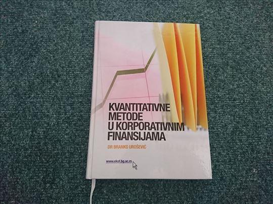 Kvantitativne metode u korporativnim finansijama