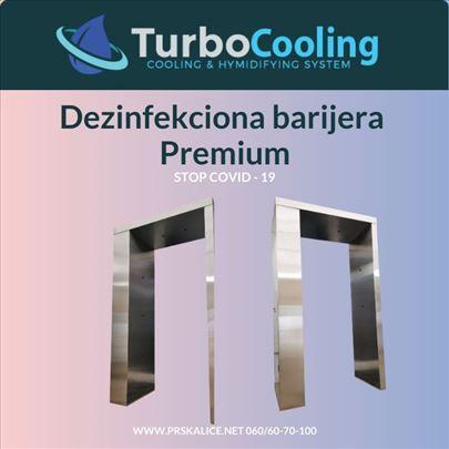 TurboCooling dezinfekciona barijera Premium