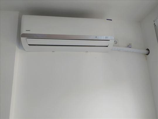 Ugradnja i servis klima uređaja