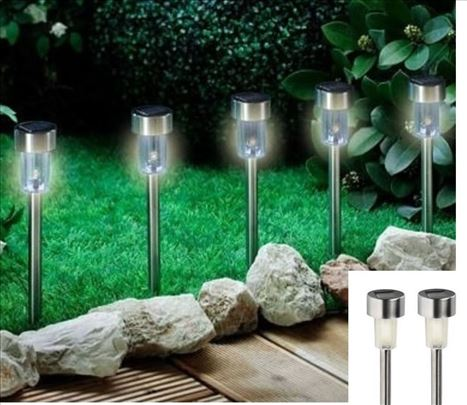 Solarne Lampe Set 10 Komada