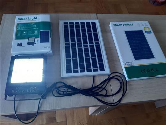 Solarni reflektor 100W