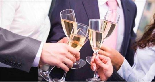 Vođenje programa svadbi, venčanja, proslava